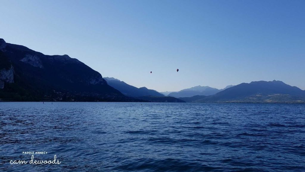 paddle Annecy - les marquisats